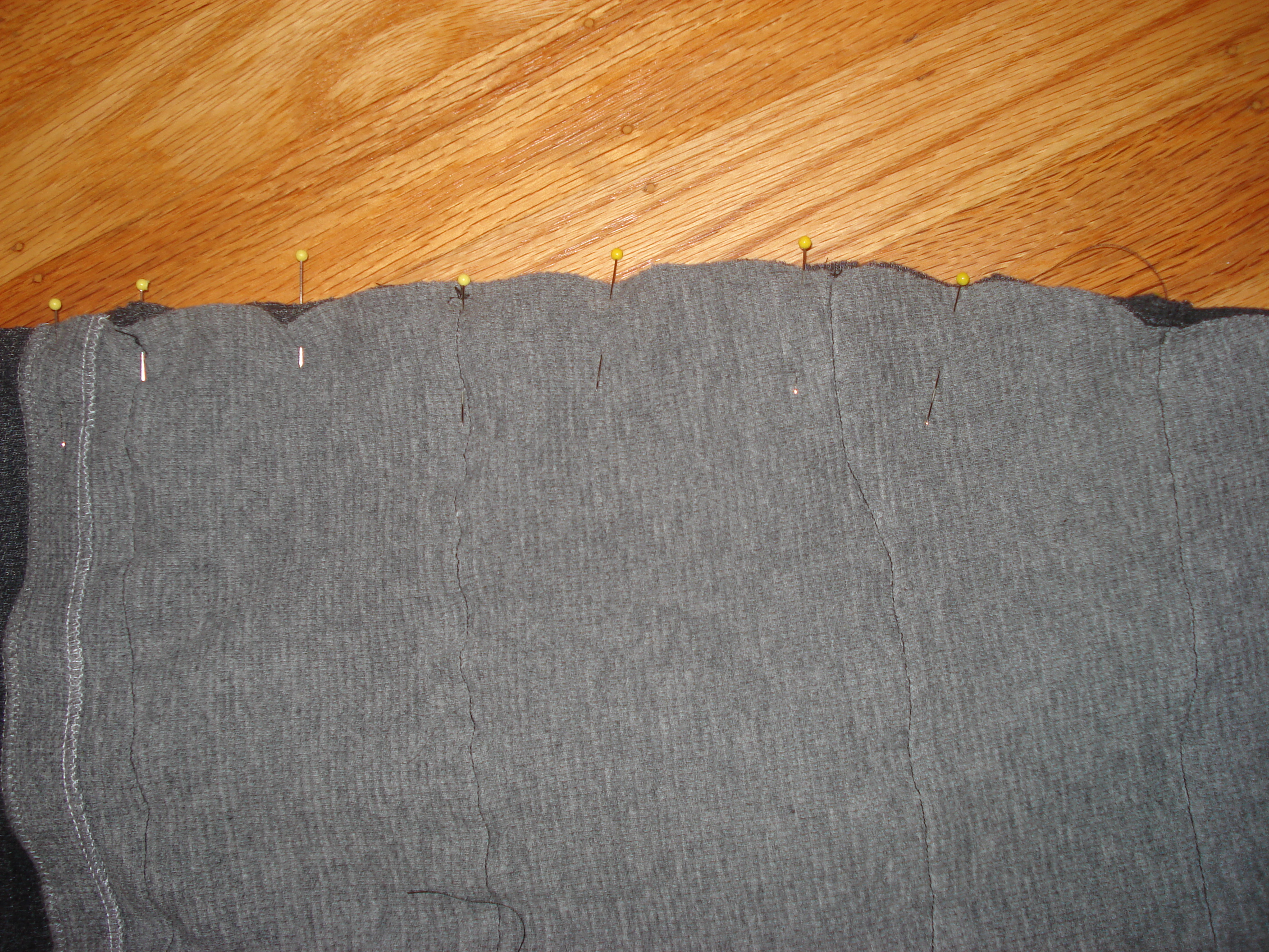 Picture of Attach Pieces, Sew Up Sides, and Enjoy!