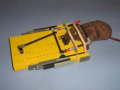 Lego Mouse Trap!