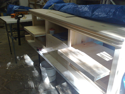 Picture of Adding Shelves