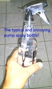 Best Improvement to a Finger Spray Bottle!