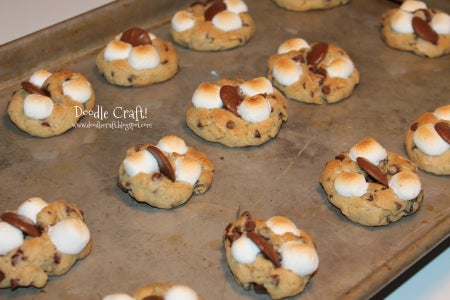 SMORE'S COOKIES!