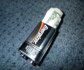 Make your own 9V battery safe