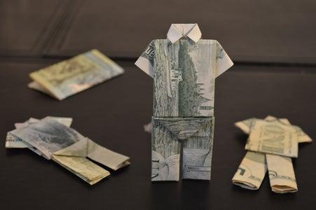 How to Make Dollar Bill Pants