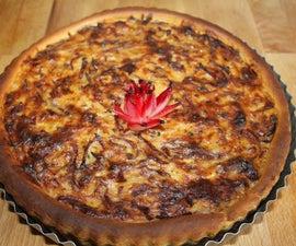 Onion flower Pie