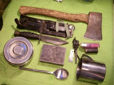 Cooking Equipment.