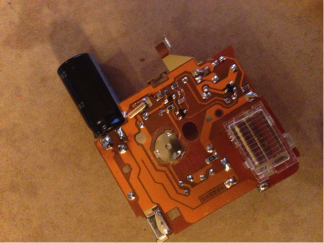 Picture of Disassemble Cameras