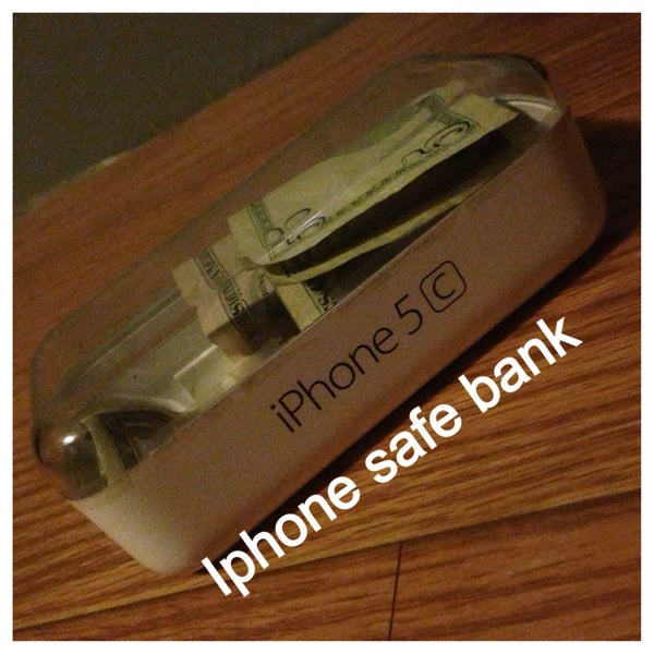 IPhone Safe Bank