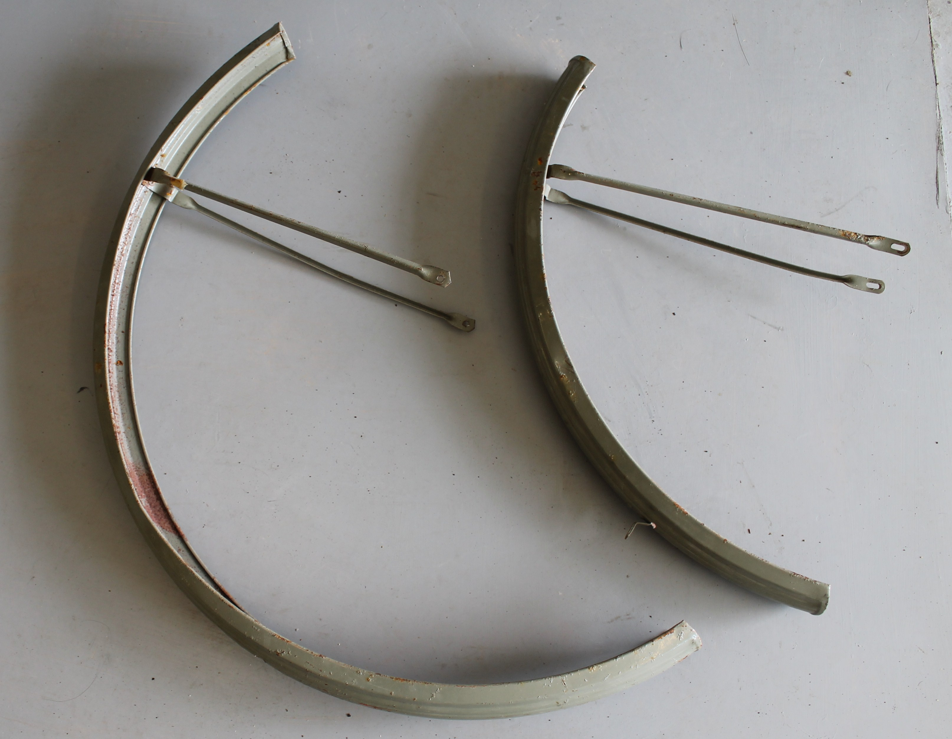 Picture of Sort Out Mudguards.