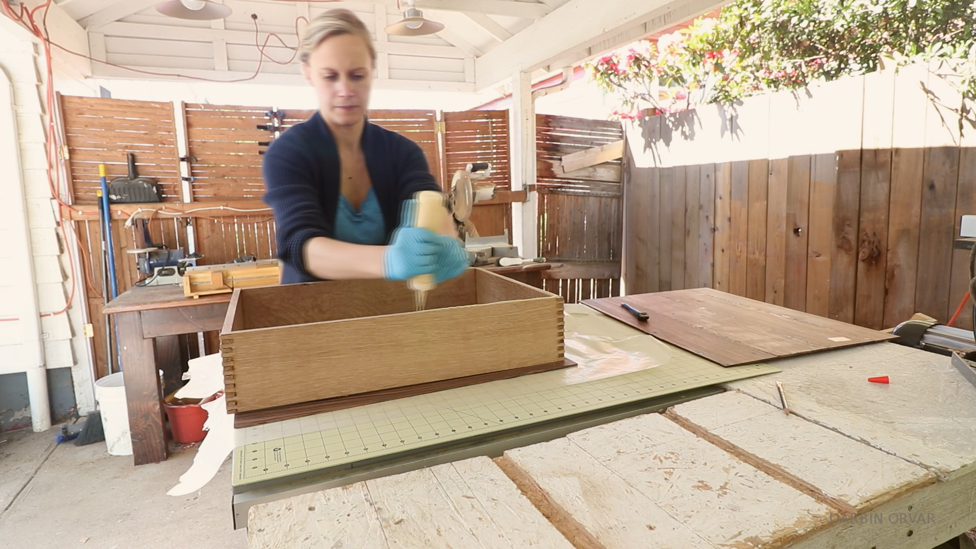 Picture of Glue-Up