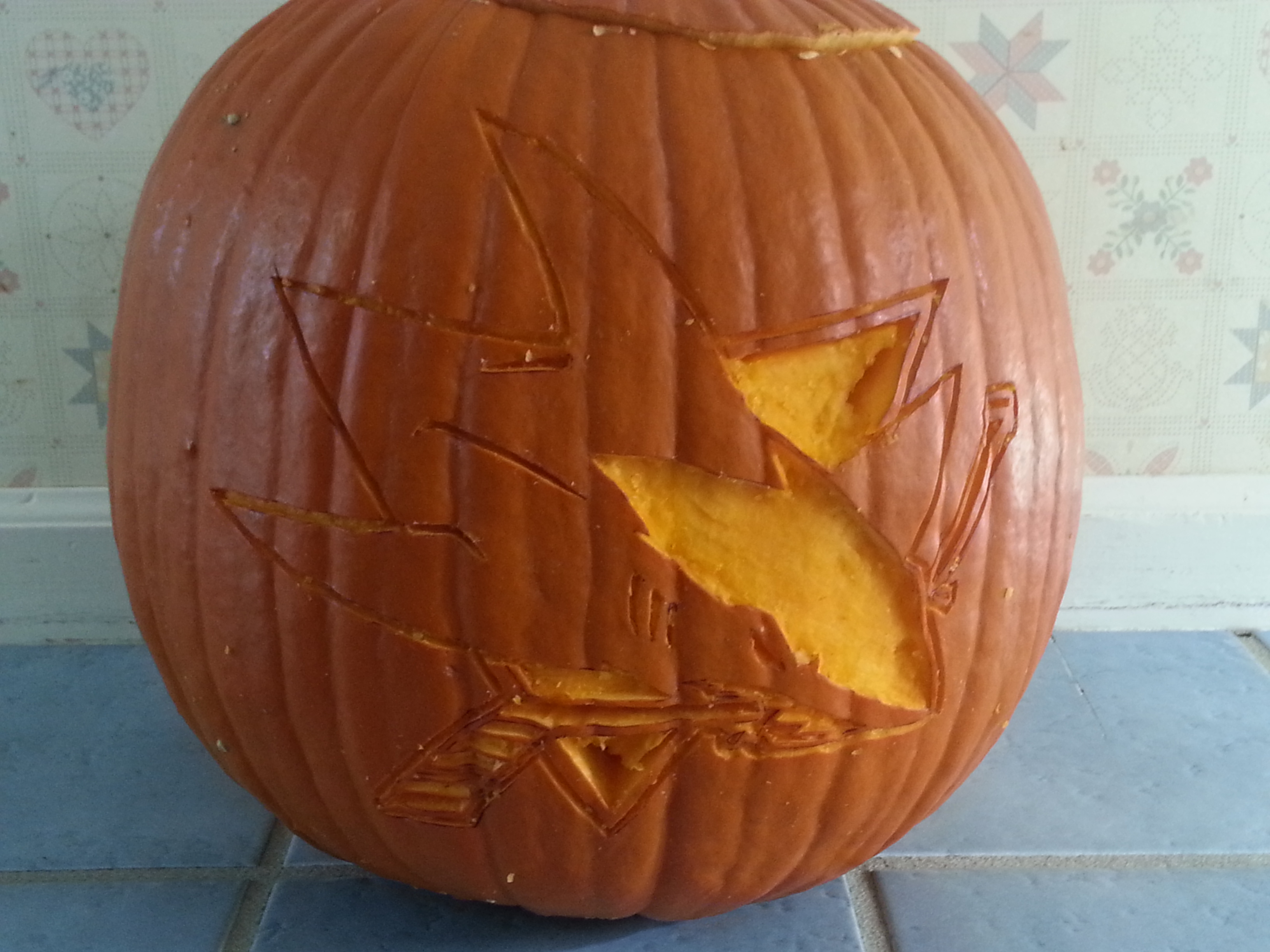 Picture of NHL Pumpkin Carving