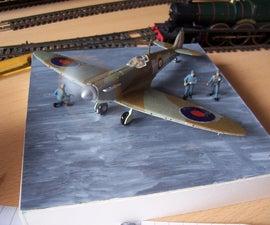 Spitfire Desk Fan.