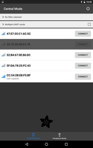 Starry:Bit Project 7 Mobile Remote Control Using Bluetooth