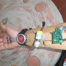 Spiderman web shooter/wrist mounted coil gun