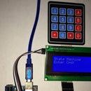 Keypad Input Validation Using State Machine Programming