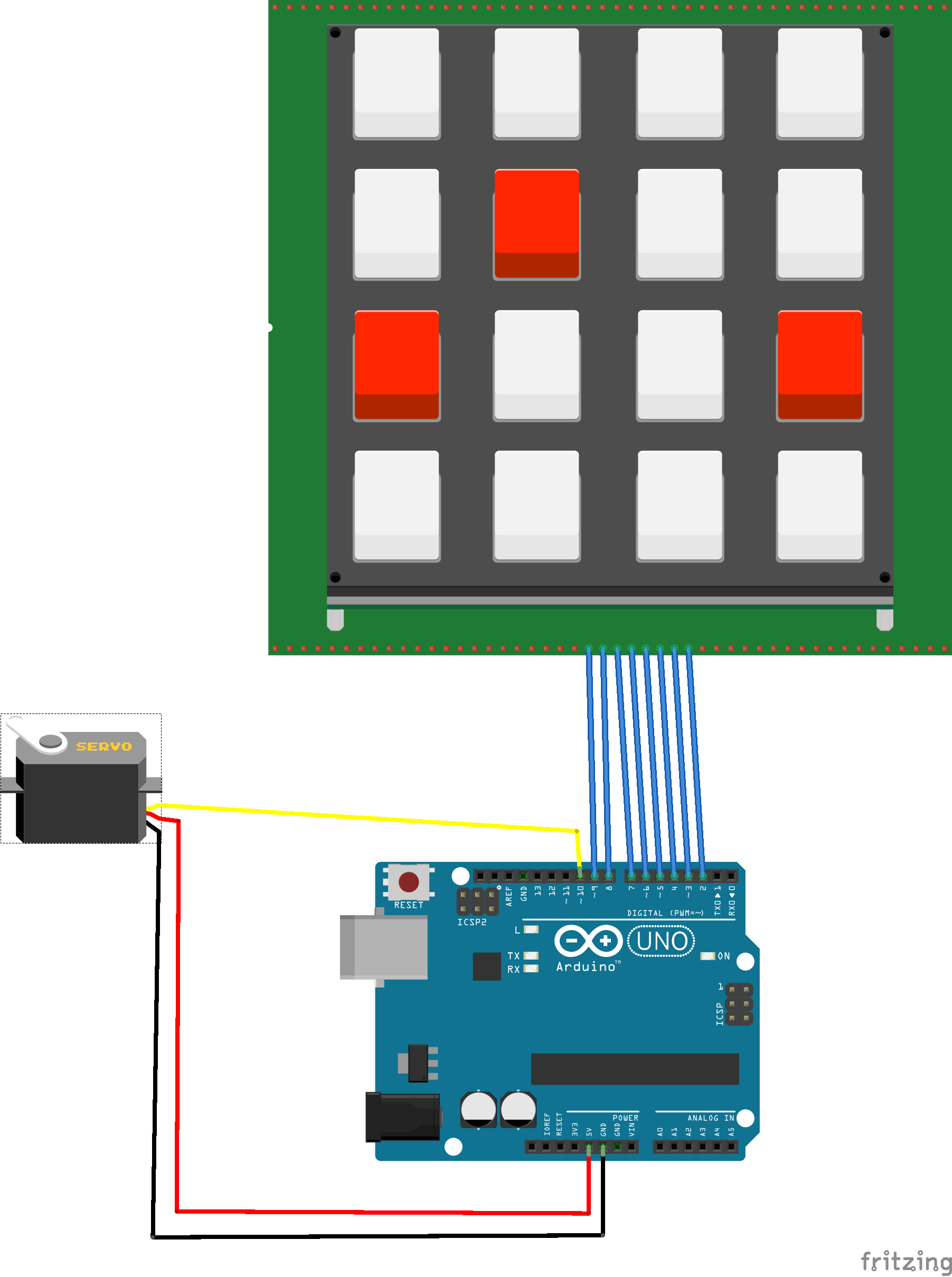 Picture of Servo Positioning Final