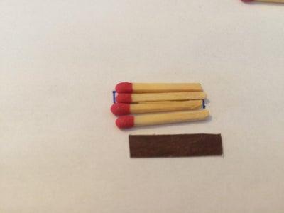 Cut Matches