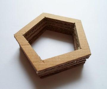 Cut the Base Pieces