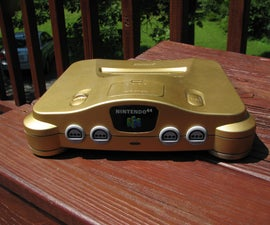 How to Pimp out Your Nintendo 64