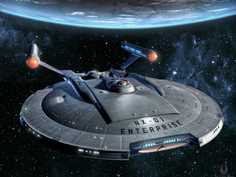 Picture of #10: Star Trek: Enterprise (bis)