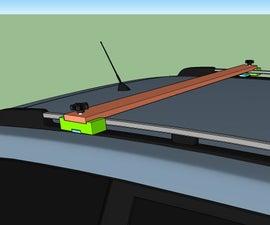 Car Roof Rack Cross Bars