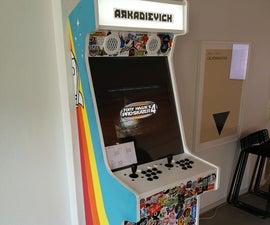 Office Arcade Machine