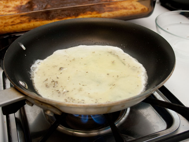 Picture of Step 3: the Bearnaise Egg