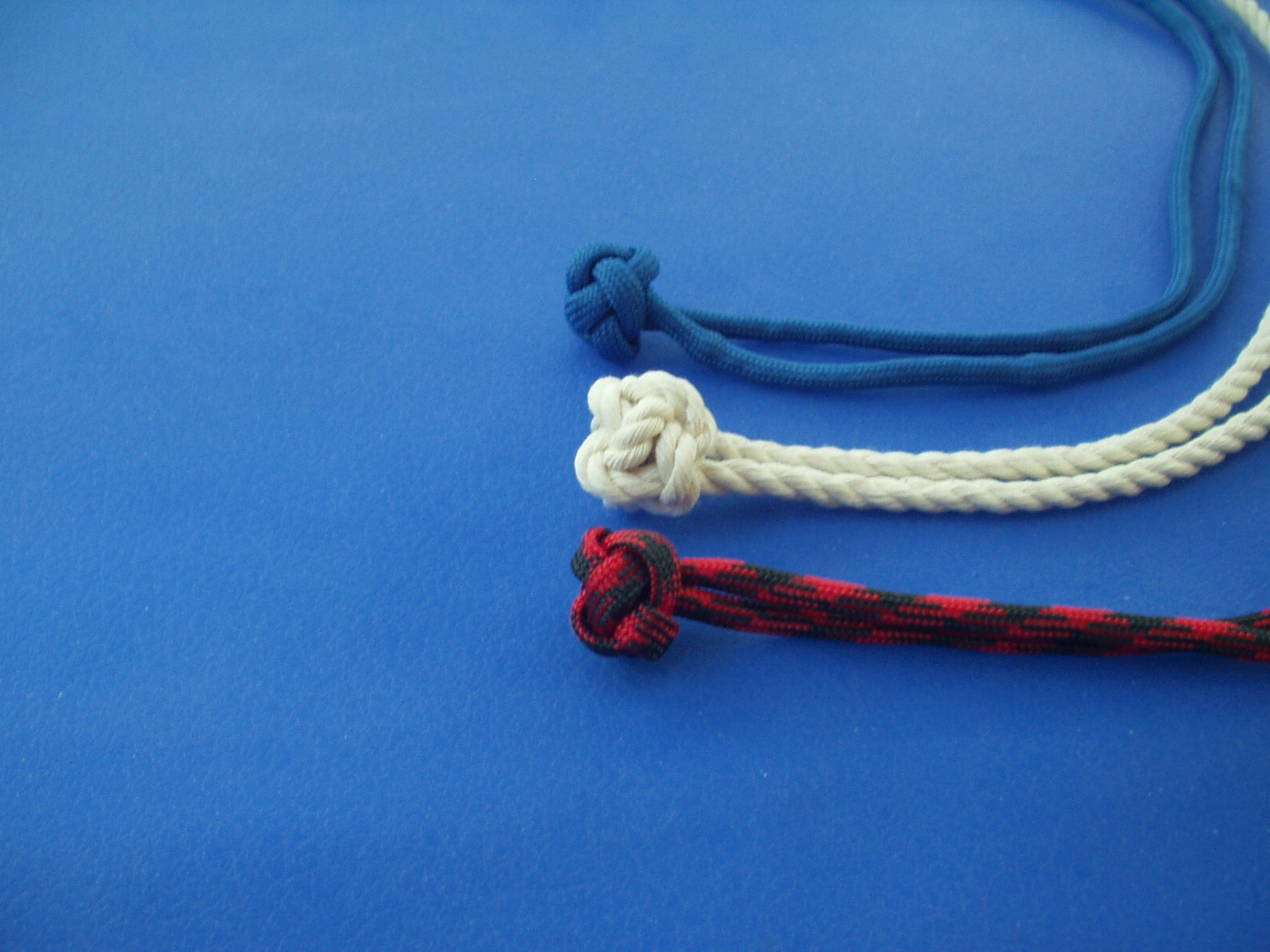 Picture of Eight Bight Button Knot