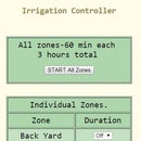 ESP8266 Irrigation Controller / Echo Alexa integration