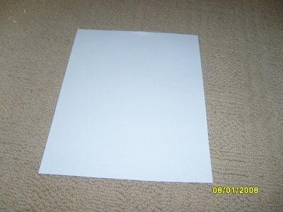 Get a Piece of Paper