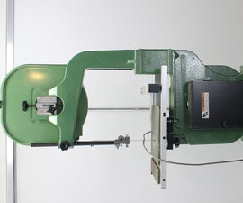 Buying and Maintaining a 20 year old bandsaw