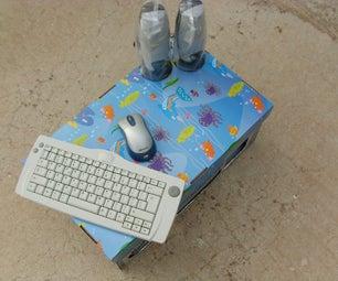 Cardboard PC Case