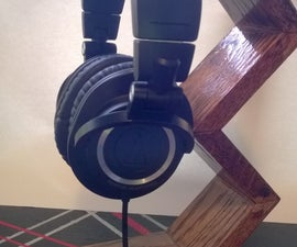 Headphone and Headset Stand