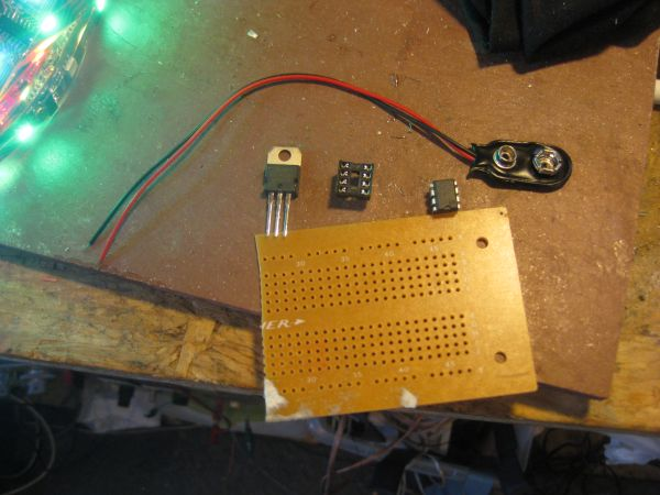 Picture of Collect Components