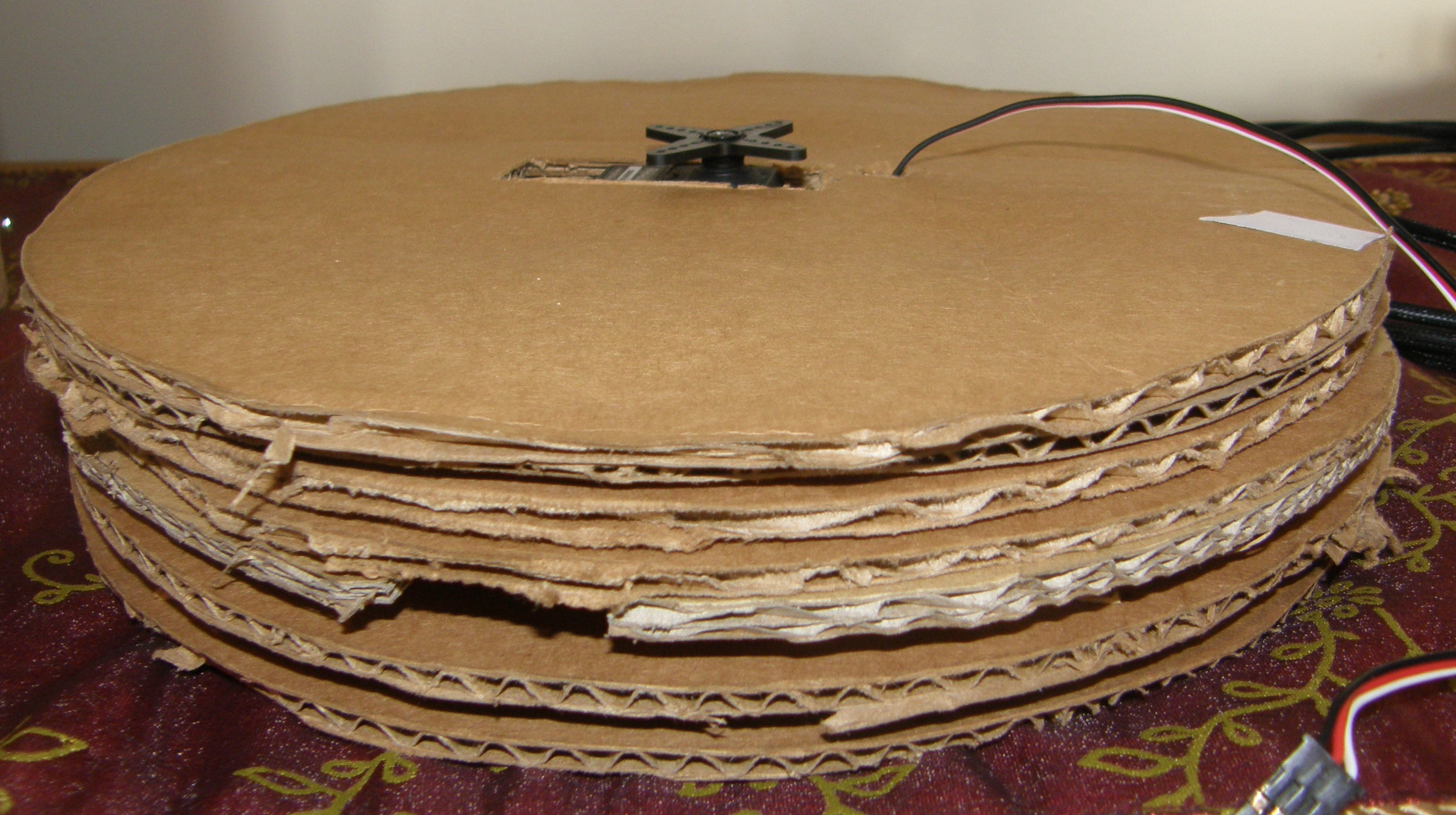 Picture of Cardboard! the Base