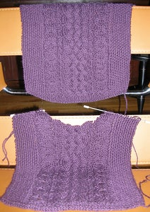Aran Cable Pullover