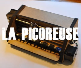 Cheap Braille Embosser (La Picoreuse)