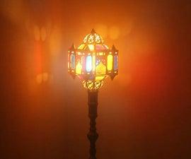 Making the Lantern