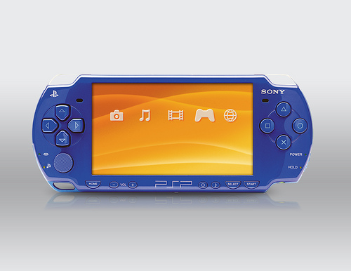 Picture of PSP Stopwatch