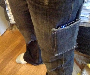 Quick and Nerdy Phablet Pocket