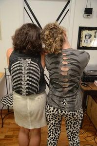 DIY Spine T-Shirt