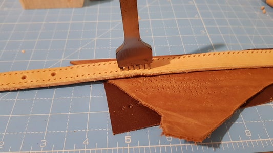 Adding the Back of the Collar