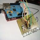 Ethernet Shield LED SERVER