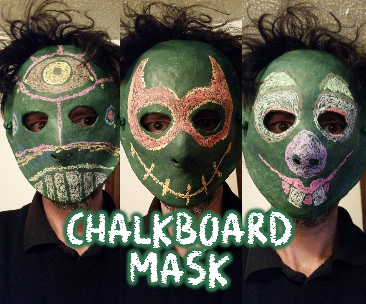 Picture of Erasable Chalkboard Mask