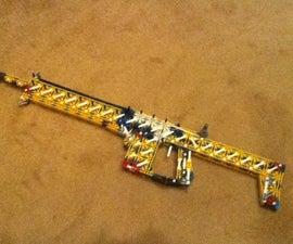 Knex Gun: Arachnid