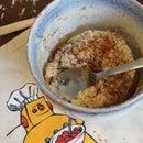 Gluten Free Buttermilk Maple French Toast Protein Mug Cake
