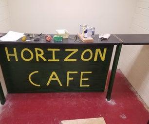 Custom Bar W/Counter Top