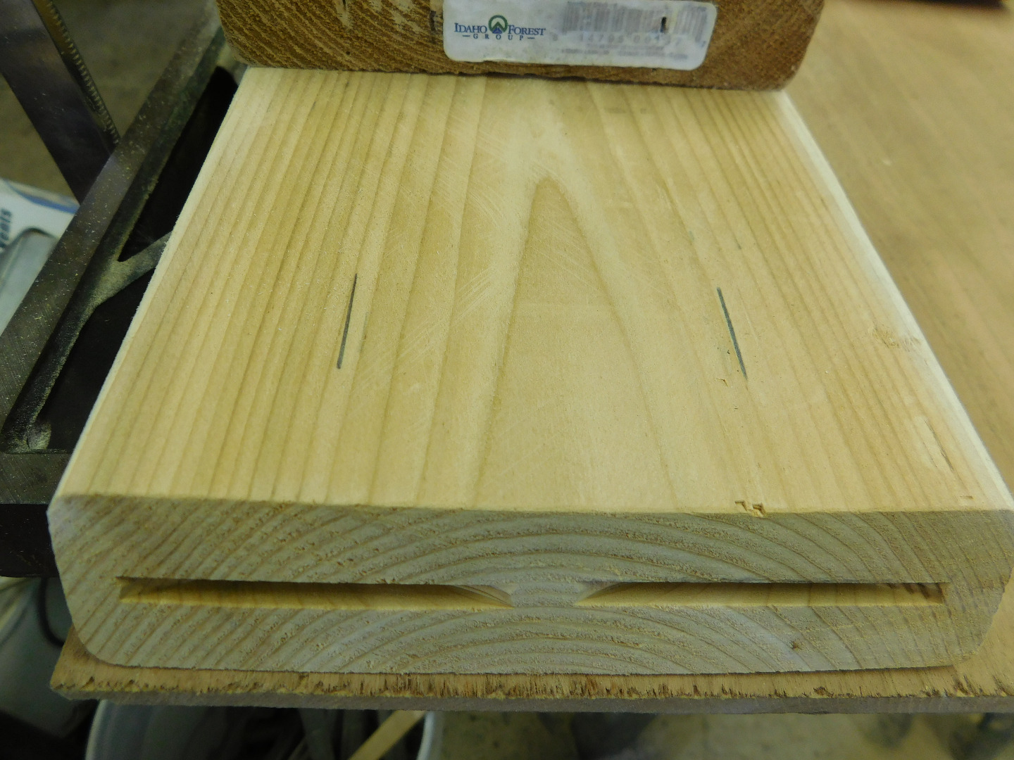 Picture of Biscuit Joints