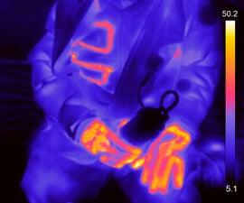 DIY Carbon Heated Diving Drysuit