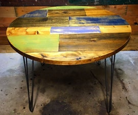 "Round Top ""Timothy"" Table"