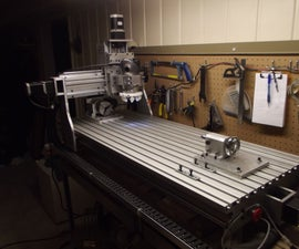 My CNC build